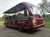 Customized Colour 15 Seater Antique Sightseeing Car for Wholesale