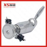 Stainless Steel SS316L Pneumatic Manual Aseptic Sampling Valves