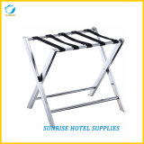 New Arrival Silver Chrome Luggage Rack Without Back Bar