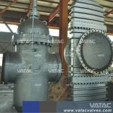 Gear Box Flanged Through Conduit Gate Valve