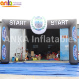 Customized Size Balloon Arch Typed Inflatable Finish Line Arch for Sports