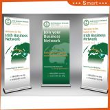 Trade Show Portable Advertising Display Roll up Horizontal Banner Stand