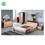 Wooden Modern Bed Luxury Style Bedroom Bed