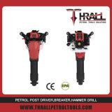 Thrall DGH-49 gasoline jack hammer, petrol rock drill machine