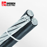 600V LDPE XLPE Insulated Covered Line Wire for Overhead Distribution