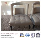 Luxurious Hotel Furniture with Lobby Lounge Armchair (YB-O-67)