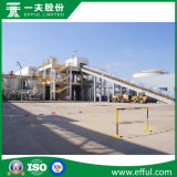 The Alpha High Strength Gypsum Production Line