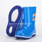 Customized Beauty Rain Gum Boots Shoes for Children