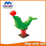 Kids Outdoor Playground Toy Rocking Spring Horse