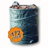 172L Pop up Garden Garbage Bag