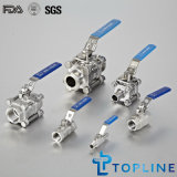 Stainless Steel Ball Valves (BV)