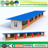 Prefabricated Prefab Outdoor Steel Building Military Home Hotel Office House