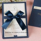 Bow Ribbon Invitation Greeting Card Wedding Cards