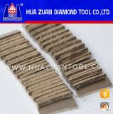 450mm China Diamond Segment for Cutting Soft Marble