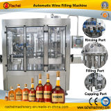 Automatic Brandy Filling Capping Machine