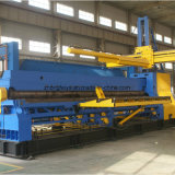 Ws11K-120X3500 Series Mechanical Type 3 Rollers Rolling and Bending Machine/ Pipe Forming Machine/Tube Bending Machine