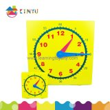 Kindergarten Early Education Supplies Demonstration Clock