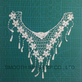 Wholesale Fashion Neckline Crochet Embroidery Lace Collar Tassel Garment Accessory