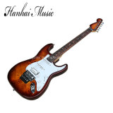 Hanhai Music / St Style Electric Guitar with Reverse Headstock