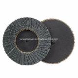 China Factory Wholesale Cheap 3 Inch Polishing Steel Disc Flap Wheel Grinding Wheel