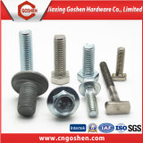 Stainless Steel / Carbon Steel Hex Bolt and Nut