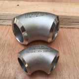 90 Degree Seamless Stainless Steel A403 Wp 321 Elbow