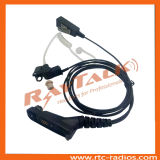Two Way Radio Earpiece Surveillance Kit for Motorola Xir P8628