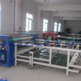 Electric Heating Roll to Roll Sublimation Transfer Printing Machine