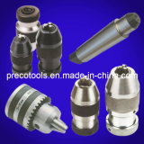 High Quality Integrated Keyless Drill Chuck (with R8 Shank)