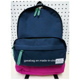 Fashion Promotional School Student Bag with Cotton Good Quality & Competitive Price Business Backpack (#20018)