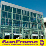 Aluminium Profile for Glazing Curtain Wall System