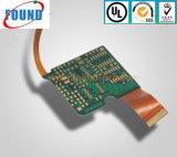 Multilayer Rigid Flex Printed Circuit Board 4 Layers PCB