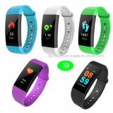 Waterproof IP67 Smart Bluetooth Bracelet with Heart Rate I9
