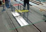 Laminated Toughened Low Iron Ultra Clear Glass