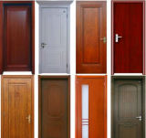 PVC Cabinet Door Melamine Materials with High Quanlity and Competitive Price