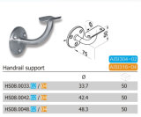 Simple Style Stainless Steel Bathroom Handrail Support (HS08.02/04)