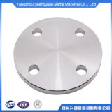 6061-T6 Factory Custom Flat Face Plate Blind Aluminum Alloy/Alu Flange