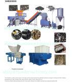 1200-1600kg/Hour Recycling Tyre Shredder