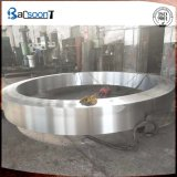 Cast Steel Cement Rotary Kiln Tyre Ring with Precision Machining