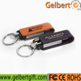 Business Gifts 8GB Leather USB Flash Memory Wholesale Price