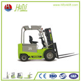 Huili New Battery Electric Forklift 2.5 Ton with 6 Meter Lifting Height