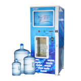 24h Self-Service IC Card/Coin/Bill Operated Stree Water Vending Machine with Rinsing Function