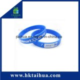 Wholesale Custom Cheap Fashion Promotional Advertising Silicone Wristband