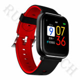 Touch Screen Sport Bracelet Heart Rate Blood Pressure Monitoring Smart Watch Q58s