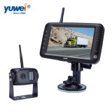 2.4GHz Digital Wireless Rear View Night Vision Backup Car Camera with High Quality TFT LCD Monitor 5inch for Trailer