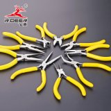 Mini Long Nose, Diagonal, Flat Nose, Bending Nose Plier