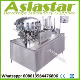 Automatic Carbonated Drink Can Filling Sealing Machine Production Line
