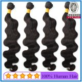 Wholesale 18 Inch Black Color Body Wave Virgin Remy Human Hair