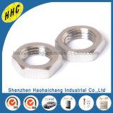 AISI304 Stainless Steel Fastener Hex Flange Lock Nut