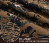 Polyester Cotton Ripstop Waterproof Camouflage Military Fabric
